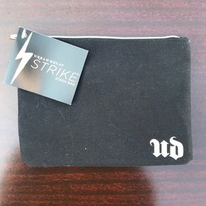 Urban Decay makeup pouch